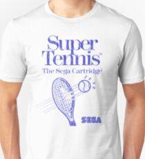 Super Tennis - Sega Master System T-Shirt