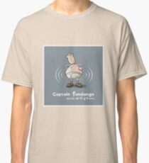 Captain Fandango and his Wi-Fi Y-Fronts Classic T-Shirt