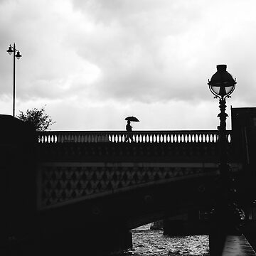BLACKFRIARS BRIDGE, LONDON - 2013 by SeenbyRJF