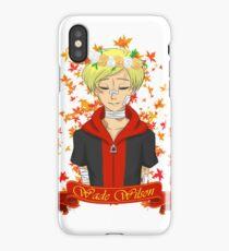 Teen Wilson iPhone Case/Skin
