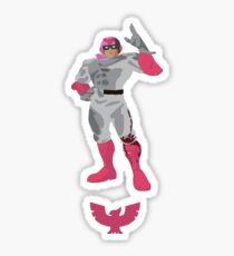 Captain Falcon - Super Smash Brothers Sticker