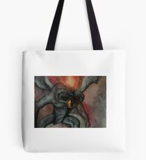 Flame of Udun Tote Bag