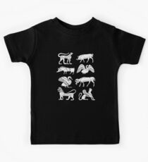 Ancient Greece Kids Tee