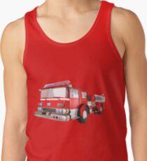 Fire Engine Tank Top