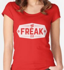 Tim Lincecum The Freak 2.0  Women's Fitted Scoop T-Shirt