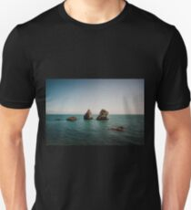 Rocks From the Sea Unisex T-Shirt