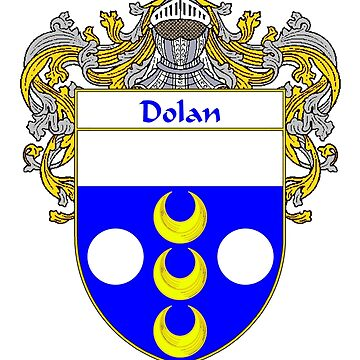 Dolan Coat of Arms/Family Crest by IrishArms