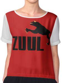 ZUUL Women's Chiffon Top