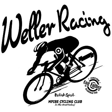 WELLER RACING by moveonup