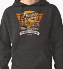 McQuack Air Charters Pullover Hoodie