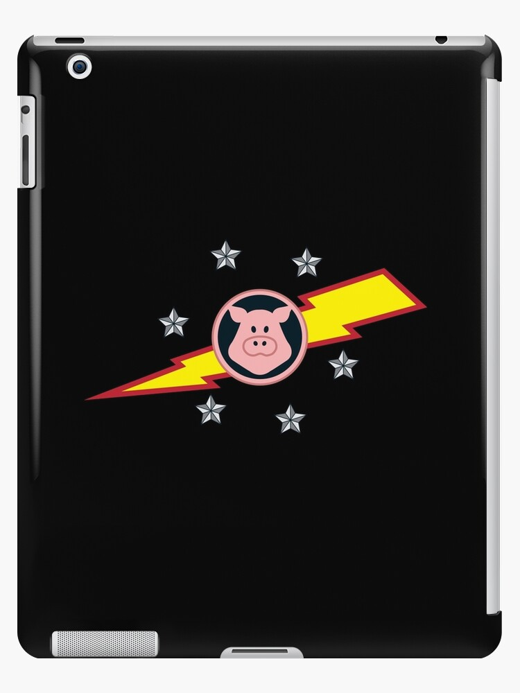 Pigs in Space by Ryan Sawyer