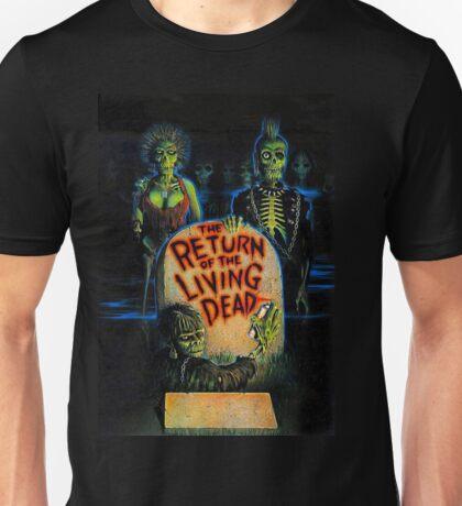 Return of the Living Dead Unisex T-Shirt