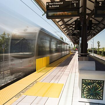 APU/Citrus College Metro Station by MCHerdering