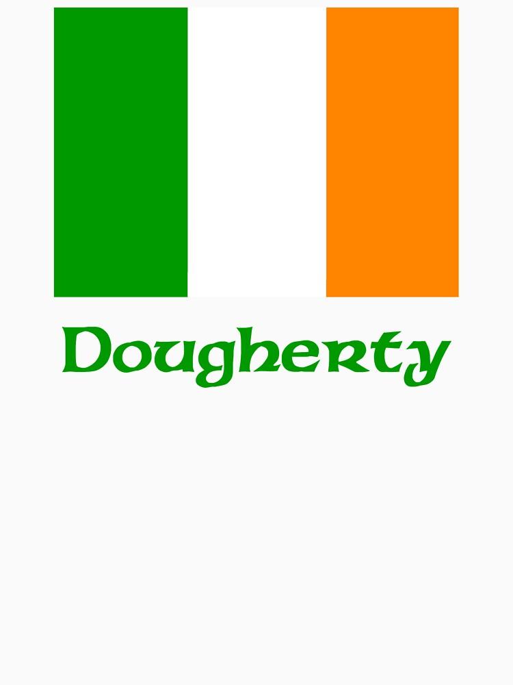 Dougherty Irish Flag by IrishArms