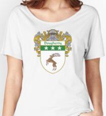 Armoiries de Dougherty / Crête de famille T-shirts coupe relax
