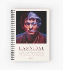 Cuaderno de espiral Hannibal - Temporada 1