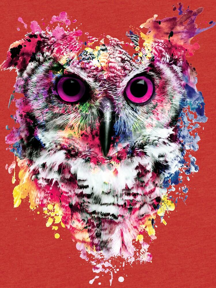 Owl by rizapeker
