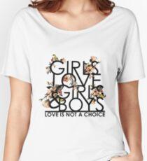 GIRLS/GIRLS/BOYS Women's Relaxed Fit T-Shirt