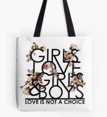 GIRLS/GIRLS/BOYS Tote Bag