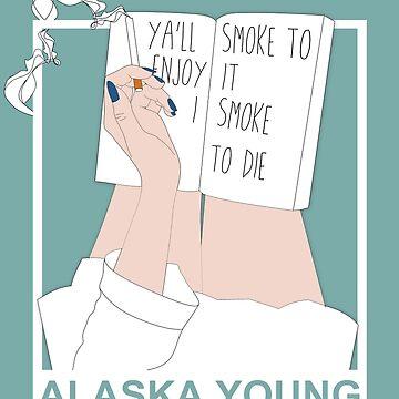 Alaska Young by goodgonegirl
