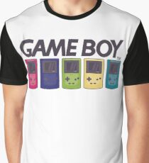 GAMEBOY COLOR Graphic T-Shirt