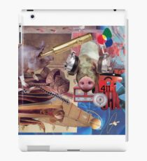 Another Incredible Collage (exhibition work) iPad Case/Skin