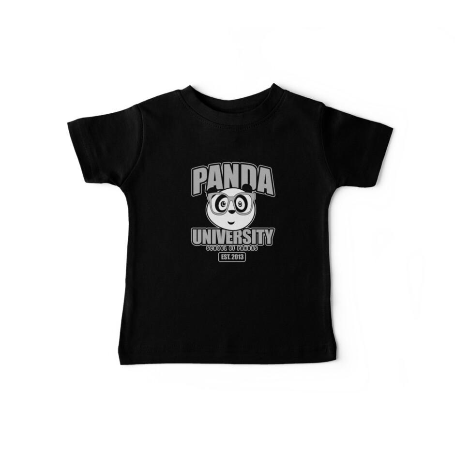 Panda University - Grey 2 by Adamzworld