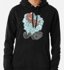 Lullaby Otter Pullover Hoodie