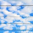 Sky Lines by Chet  King