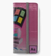 Vaporwave iPhone Wallet