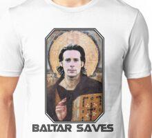 baltar saves Unisex T-Shirt