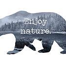 Enjoy nature.  by Herbert Shin