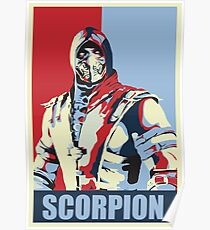 scorpion mkx hope Poster