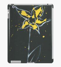 Yellow Paint iPad Case/Skin