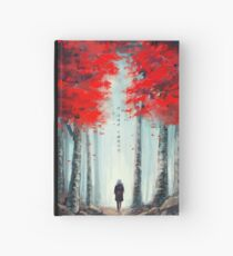 화양연화 - Dead Leaves Hardcover Journal