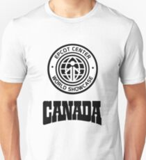 WorldShowcaseCanada T-Shirt