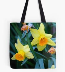Fortune Daffodils Tote Bag
