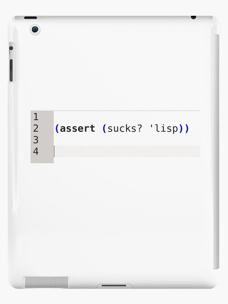 LISP sucks by jandii