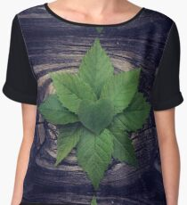 Forest Magick  Women's Chiffon Top