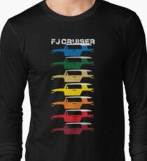 FJ Cruiser Color Long Sleeve T-Shirt