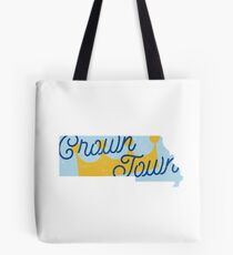 Crown Town Tote Bag