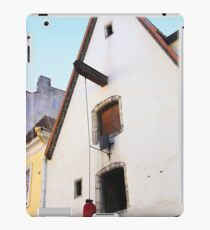 Peppersack, Old Town, Tallinn, Estonia iPad Case/Skin
