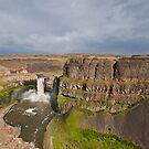 Palouse Falls by Jeff Goulden