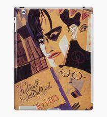 Caligari Poster 1 iPad-Hülle & Klebefolie