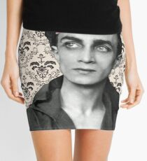 Conrad Veidt Flower Crown Mini Skirt