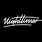 Nighttime - Hand Lettering by Tanner Puzio