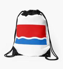 Flag of Amur Oblast Drawstring Bag