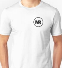 Madratter Official Logo - Black and White Unisex T-Shirt