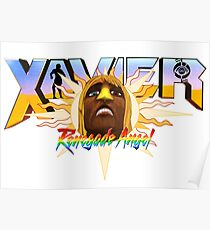 Xavier Renegade Angel Poster