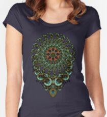 incadelica Women's Fitted Scoop T-Shirt